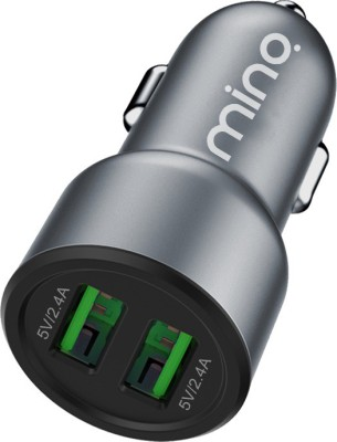 MINQ 4.8 Amp Turbo Car Charger
