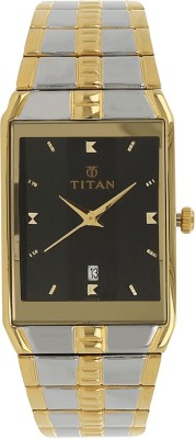 Titan NH9151BM02 Watch  - For Men