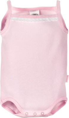 CAMBRASS Baby Boys & Baby Girls Pink Bodysuit