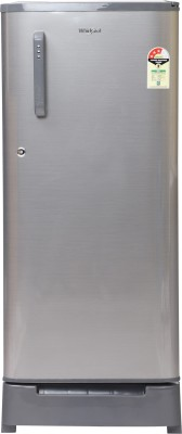 Whirlpool 190 L Direct Cool Single Door 3 Star Refrigerator with Base Drawer