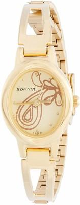 Sonata Everyday Analog Watch - For Women