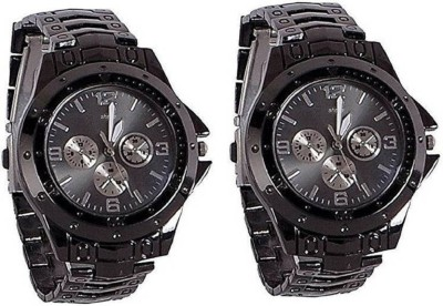 SPARKLY new super combo new generation stylish fashion watch for men Watch - 1231. New Look New Model Watch  - For Men