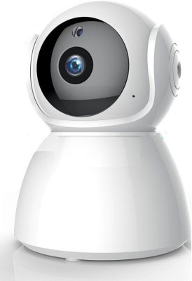 Achievo Smart 960P HD Security Network WiFi IP Camera, Rotating Base for Vertical and Horizontal Movement,Night Vision Support Perfect for Home Security Camera