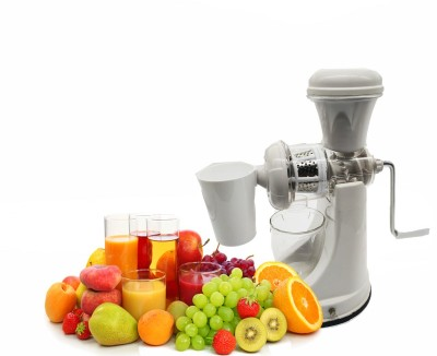 Alpyog NA Fruits and Vegetable Orange Juicer with Steel Handle and Waste Cup 0 Juicer