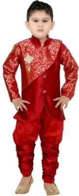 Digimart Boys Festive & Party Kurta and Pyjama Set
