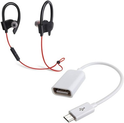 MobileFusion Headset Accessory Combo for Mobile Or Laptop
