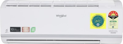 Whirlpool 1 Ton 5 Star Split Inverter AC  - White