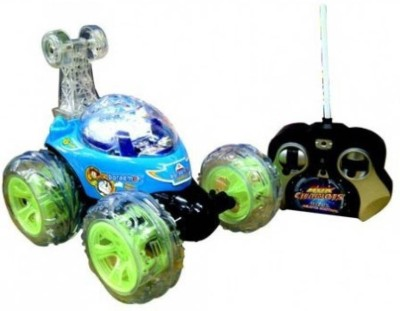 TinyTales Stunt Car High Quality Remote Control Dancing Racing Led