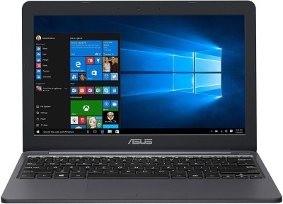 Asus Vivobook Celeron Dual Core 8th Gen - (2 GB/500 GB HDD/Windows 10 Home) E203MAH-FD004T Thin and Light Laptop