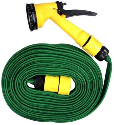 DIY Crafts Water Spray Gun 10 Mtr Hose For Car Wash and Vehicle Cleaning 1 L Hose-end Sprayer