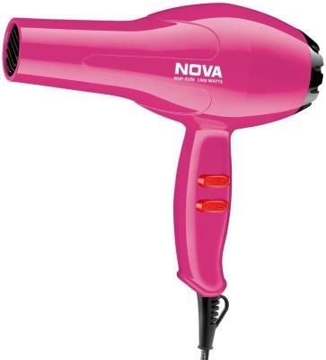 Nova Silky Shine 1400 W Hot And Cold NHP 8106 Hair Dryer