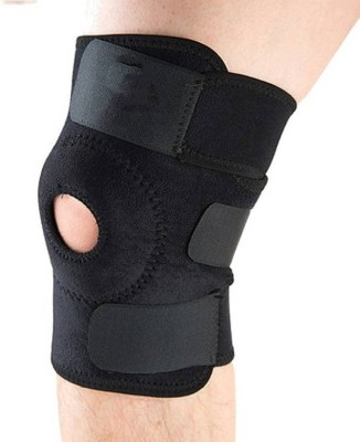DreamPalace India Knee Support Knee Brace Kneeguard Knee Cap (Free Size) Knee Support