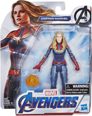 Marvel Avengers Endgame Captain Marvel 6-Inch-Scale Figure