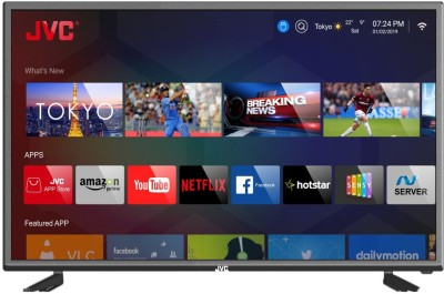 JVC 101cm (40 inch) Full HD LED Smart TV
