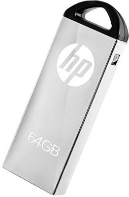 HP 64GB USB v220w Pen Drive 64 GB Pen Drive