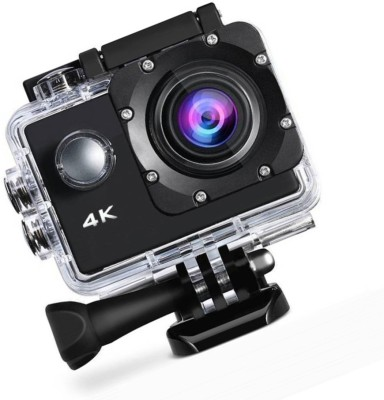 Maupin 4K 4K Ultra HD Wifi Wireless Outdoor Under Water Shooting Action Camera with Micro SD Card Slot Sports and Action Camera Sports and Action Camera
