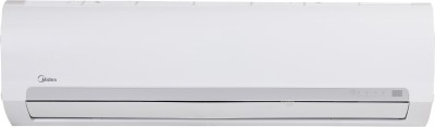 Midea 1.5 Ton 3 Star Split AC  - White