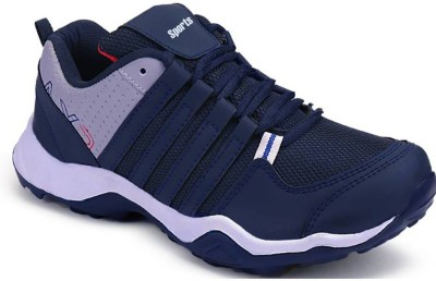 Clymb Blue Light Weight with Eva Sole material Sport Running Shoes For Men