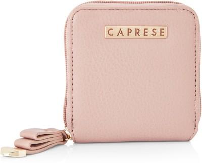 Caprese Women Beige Artificial Leather Wallet