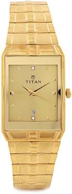 Titan NH9151YM03A Karishma Analog Watch  - For Men