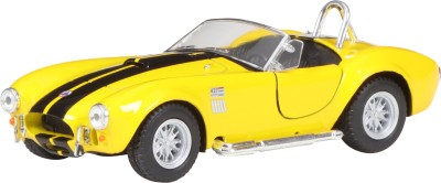 Miss & Chief 5'' 1965 Shelby Cobra 427 S/C Yellow