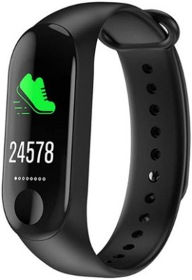SBA999 M3 Smart Fitness Tracker Band For Sports