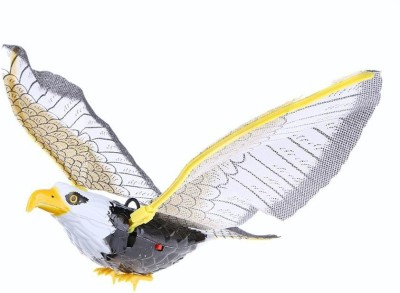 Quinergys ® Electronic Flying Eagle Sling Hovering Hawk Birds Toy with Flashing
