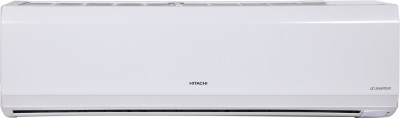 Hitachi 1.5 Ton 4 Star Split Inverter AC  - White