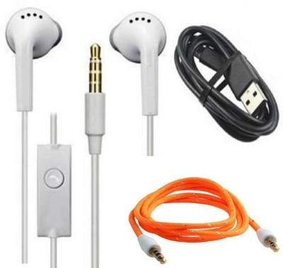 Vooy Headphone Accessory Combo for Mobile, Laptop, Tablet, iPad