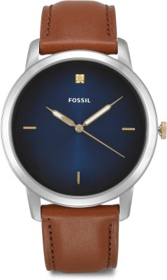 Fossil FS5499 The Minimalist 3H Analog Watch  - For Men