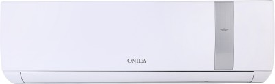 Onida 1.5 Ton 3 Star Split Inverter AC with Wi-fi Connect  - Silver, White