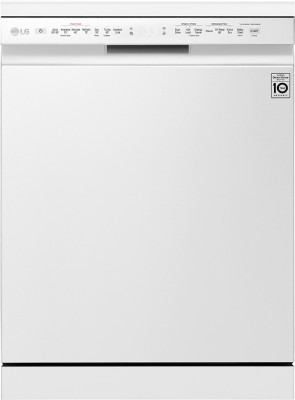 LG DFB424FW Free Standing 14 Place Settings Dishwasher