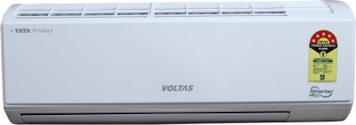 Voltas 1.2 Ton 5 Star Split Inverter AC  - White