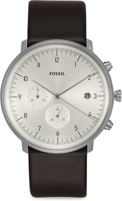 Fossil FS5488 Chase Timer Analog Watch  - For Men