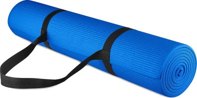 Vellora Soft & Genuine Blue 5 mm Yoga Mat