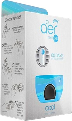 Godrej Aer Cool Surf Blue Car Freshener