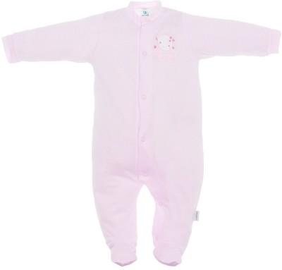 CAMBRASS Baby Boys & Baby Girls Pink Bodysuit