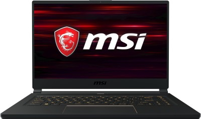 MSI Core i7 9th Gen - (16 GB/512 GB SSD/Windows 10 Home/6 GB Graphics) GS65 Stealth 9SE-636IN Gaming Laptop