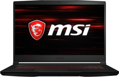 MSI Core i5 9th Gen - (8 GB/512 GB SSD/Windows 10 Home/4 GB Graphics) GF63 Thin 9SC-240IN Gaming Laptop