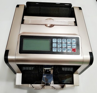 swaggers DOUBEL MG FAKE NOTE CURRENCY COUNTING MACHINE manual value Note Counting Machine