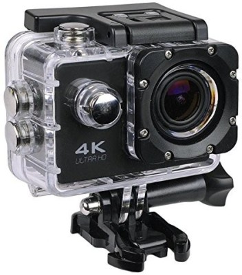 Buddymate 4K Waterproof Wifi Wide Angle 16 MP 4K Video Recording Camera SM-112 Sports & Action Camera
