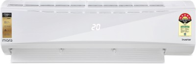 MarQ by Flipkart 1.5 Ton 5 Star Split Dual Inverter AC  - White