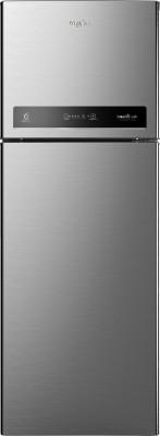 Whirlpool 340 L Frost Free Double Door 4 Star Convertible Refrigerator