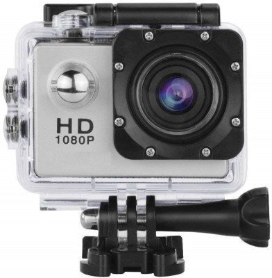 Roboster Action Camera 12MP 1080p HD Quality Video Waterproof Wide Angle Sports and Action Camera