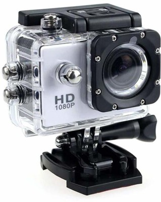 Buddymate 1080P 12 MP Sports Full HD 2.0 Inch HD LCD Screen Underwater Waterproof Camera with 32 GB SD Card Support Sports and Action Camera