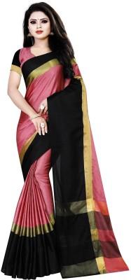 Aika Woven Fashion Cotton Silk Saree