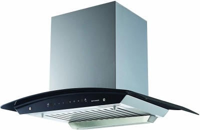 FABER Hood Zest HC SC SS 90 Wall Mounted Chimney