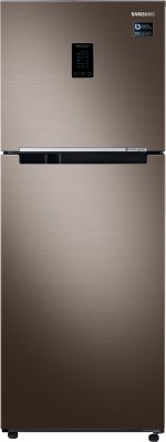 Samsung 324 L Frost Free Double Door 3 Star Convertible Refrigerator