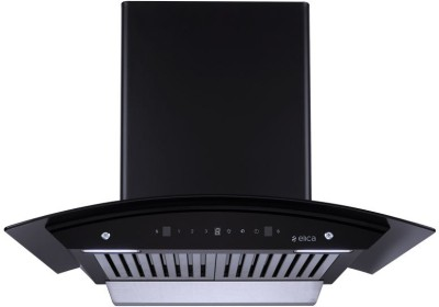 Elica WD HAC SLIM TOUCH BF 60 MS NERO Wall Mounted Chimney