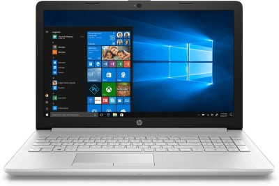 HP 15 Core i5 8th Gen - (8 GB/1 TB HDD/Windows 10) 15-da1041tu Laptop